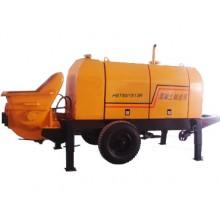 Diesel Engine Trailer-Mounted Concrete Pump