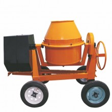 350L Mini concrete mixer