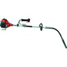 gasoline engine portable concrete vibrator