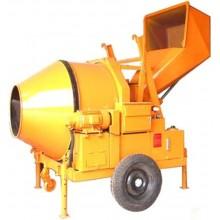 JZC350-8EH Concrete Mixer