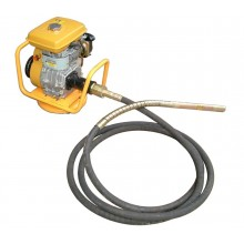 Robin Gasoline engine Concrete Vibrator