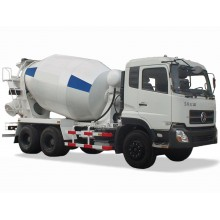 3m³ Truck Mixer