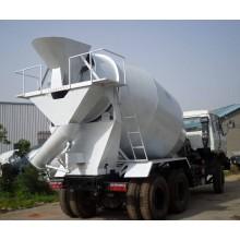 7m³&8m³ Truck Mixer
